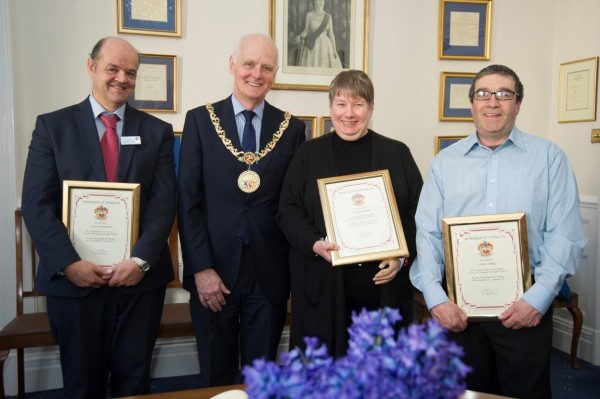Council recognises employees' long service