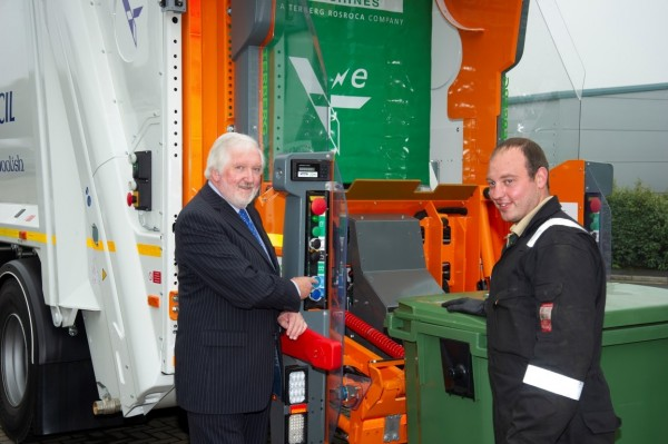 Council gives a lift to Waste Services' operation
