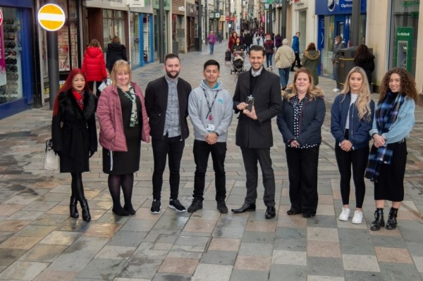 Search is on for Douglas Customer Service Champion 2019