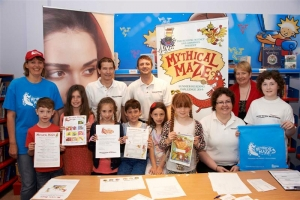 2014 Summer Reading Challenge launched