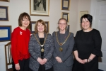 Mayoral recognition for Island cycling and Relay for Life support