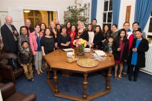 Isle of Man Filipino Association welcomed to town hall