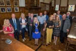 Local businesses welcomed to the Mayor's parlour