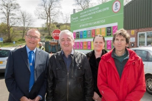 Eastern Household Waste Recycling Centre opens