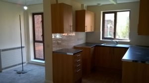 Council completes Waverley Court kitchen refurbishment scheme