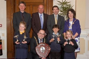 Manor Park triumphs in schools' daffodil competition