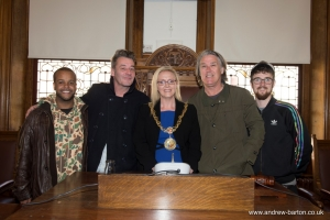 'Crisis' at the town hall: Merseyside group meets the Mayor