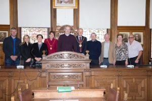Civic welcome for Mayor of County Monaghan