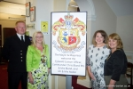 Tynwald military liaison officer welcomed to the town hall