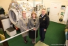 Mayor visits Hyperbaric Chamber