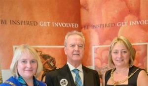 Mayor attends Island of Culture 2014 launch