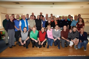 Charity golf day raises nearly £1000