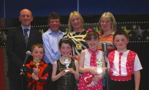 Mayor judges Anagh Coar's Got Talent