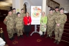 Army Cadet Force members meet the Mayor