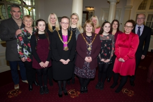 Thanks extended to performers from Christmas lights switch-on ceremony