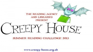 'Creep' is the word: Summer Reading Challenge 2013