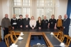 Mayor extends thanks to St John Ambulance representatives