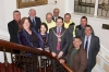 Mayor hosts reception for drainage agency staff