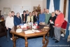 Sunnydale residents welcomed to the Mayor's parlour