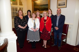 Welcome extended to Relay For Life Isle of Man chairman and committee members