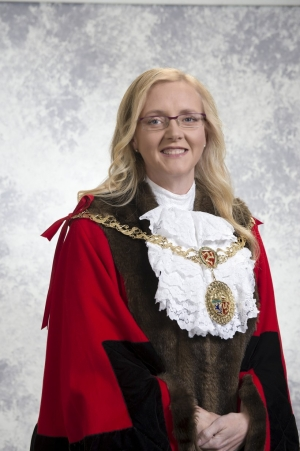 Former Mayor - Councillor Debbie Pitts