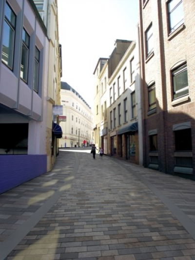 Next stage of town centre regeneration scheme to begin