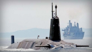 Douglas strengthens affiliation with HMS Vigilant