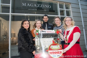Best-Dressed Christmas Window competition reveals festive fabulousness