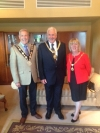 Mayor and Mayoress visit Lisburn