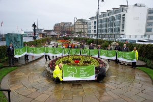 Council flags up success through teamwork