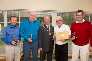 Golf day raises funds for mayoral charity appeal