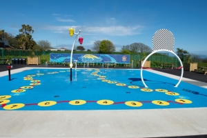 'Splashtacular' attraction opens in Noble's Park