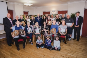 'Fierce competition' for Douglas in Bloom 2019 awards
