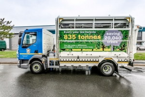 Recyclables 'not for burning' says Environmental Services Committee Chair