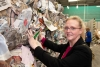 Mayoral visit to Ballacottier operational centre highlights importance of recycling