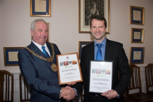 Council jubilant over receiving lighting award