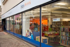 Children invited to join The Big Friendly Read at the library